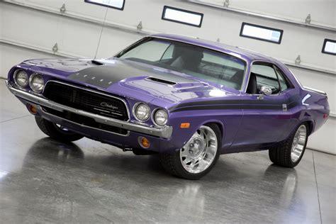 1972 Dodge Challenger   Restore A Muscle Car? LLC