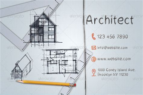 Home Design Software Free Game Architect Business Card By Hrmark Graphicriver