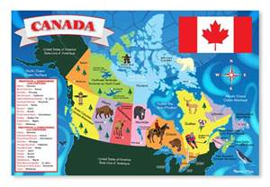 canada map floor children s puzzles puzzlewarehouse