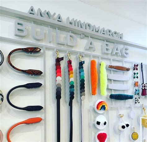 Fab Site Anyahindmarchcom by Anya Hindmarch Of Handbags Has Launched Build A