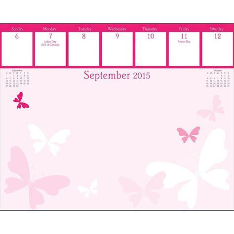 Pink And Gold Desk Calendar by Pink Desk Calendar Hostgarcia