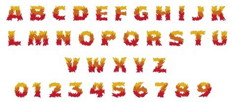 fire pattern font home format fonts embroidery font fire font from great