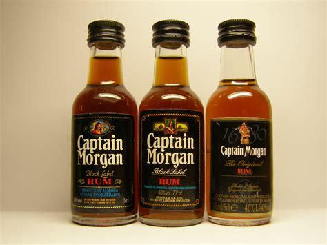 captain small bottle captain