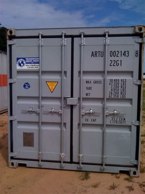 storage containers wilmington nc buying shipping containers see pictures before you buy