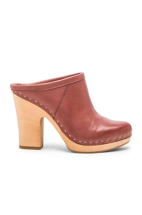 dolce vita shoes dolce vita ackley leather boots in brown lyst