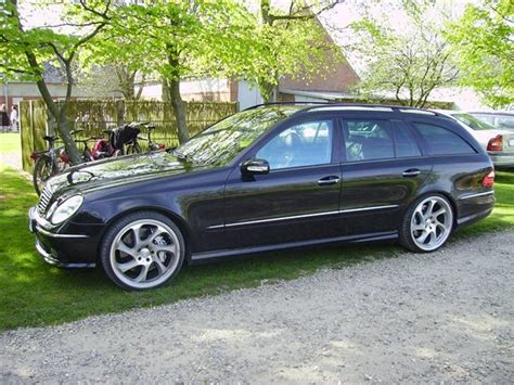 Kleemann E55 Mercedes E55 Amg Quot Kleemann Quot Diverse Bil Uploadet Af