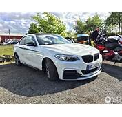 Tuned BMW M235i Spotted Near The Nurburgring  Autoevolution