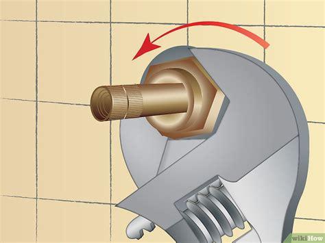 riparare un rubinetto come riparare un rubinetto della doccia perde