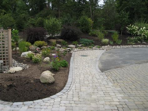 land design landscape architects inc fenced garden eclectic landscape other metro by