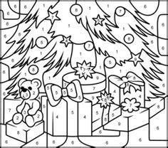 flying reindeer printable color  number page hard