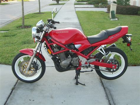 Suzuki 400 Bandit For Sale It Clean Low Mile 1992 Suzuki Bandit 400