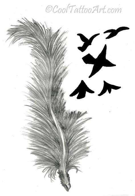 raven feather tattoo designs feather meaning www imgkid the image