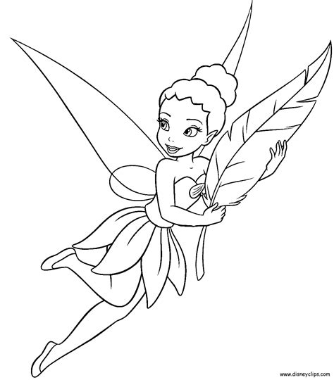 coloring pages rosetta iridessa coloring page disney fairies pinterest