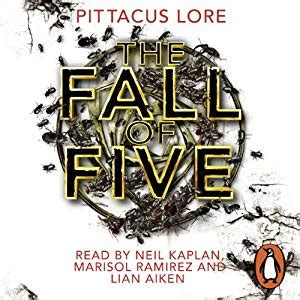 The Fall Of Five the fall of five audiobook pittacus lore audible au