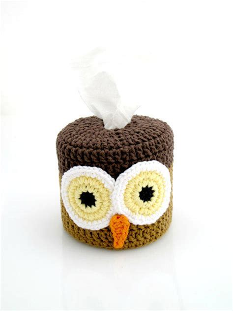 crochet owl toilet seat cover pattern toilet paper roll cover crochet owl from