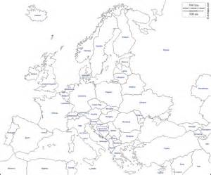printable map of us and europe geography blank map of europe printable outline map