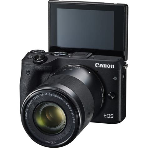 Canon Eos M3 Mirrorless new canon eos m3 mirrorless digital at dvinfo net