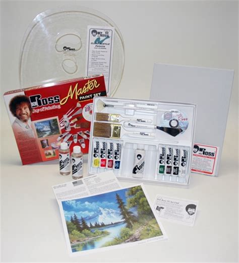 bob ross ultimate painting kit bob ross master paint set bobross bob ross