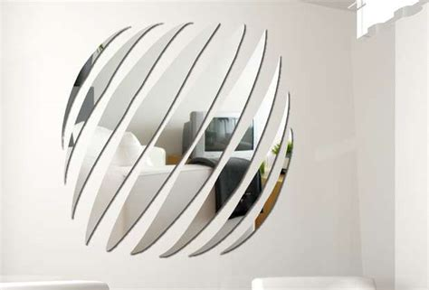 unusual mirrors 28 unique and stunning wall mirror designs for living room