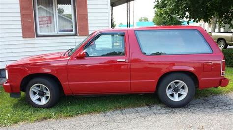find used 1986 gmc s15 jimmy potential hotrod in
