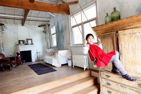living room swing 25 great indoor swing design ideas home tweaks