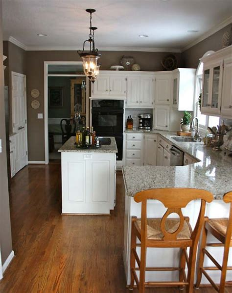 Kitchen Renovation with New Granite Countertops, Stainless