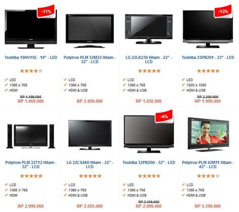 jual beli tv bekas murah