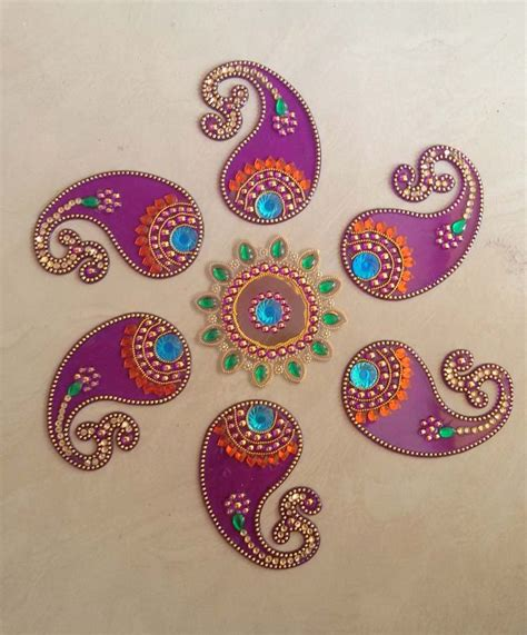 rangoli craft for 1000 images about kundan crafts on diwali