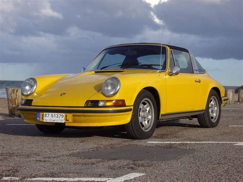 porsche yellow paint code what of yellow is my 911e targa from 1973