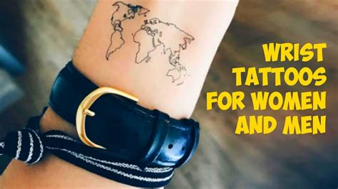 unique wrist tattoos for men unique small wrist tattoos for and