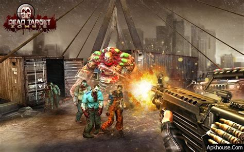download mod game dead target dead target zombie mod v1 7 1 apk unlimited money