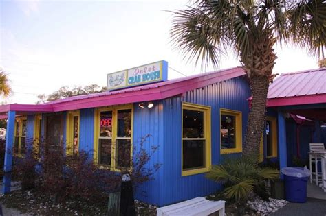 inlet crab house restaurants in murrells inlet a culinary tour myrtlebeach com