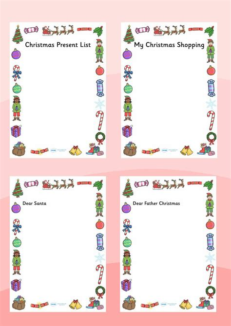 letter to santa template twinkl christmas maths worksheets twinkl christmas maths ks2