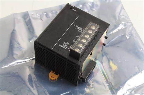 Omron Cj1w Pa205r 1 omron cj1w pa205r plc power supply module 24vdc output