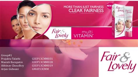 Pelembab Fair N Lovely fair and lovely cognitive map