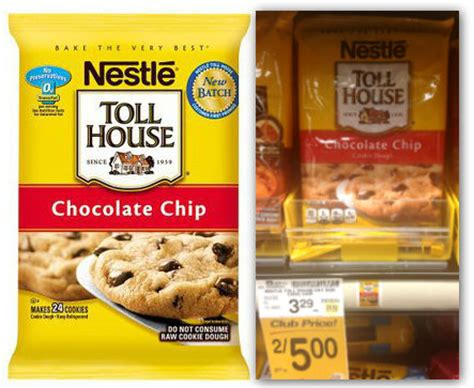 toll house cookie dough nestle cookies dough images