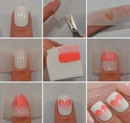 how to do ombre nail at home step by step diy ombre