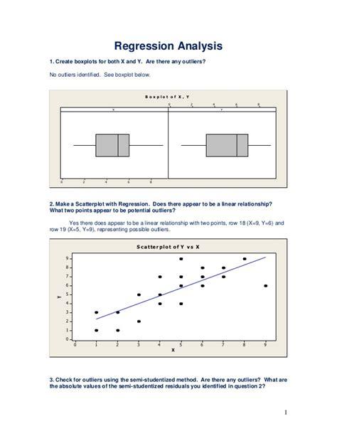 design expert regression analysis regression analysis homework help