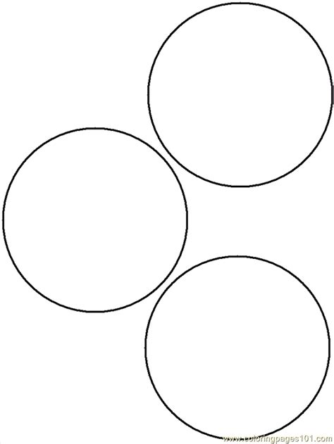 Circles Coloring Pages circle printable coloring pages