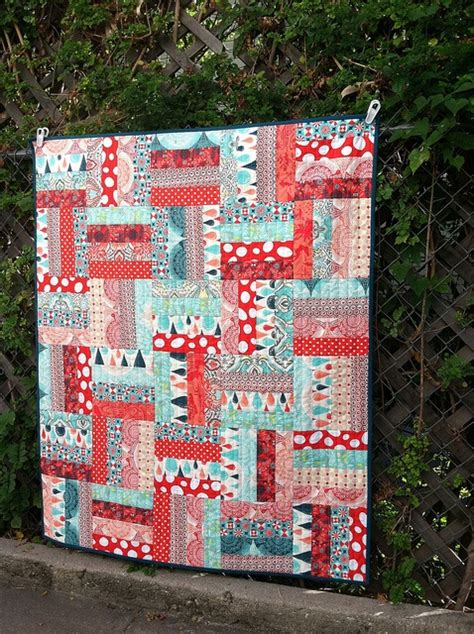 Fence Rail Quilt Pattern by Fence Rail Pattern Quilt Ideas