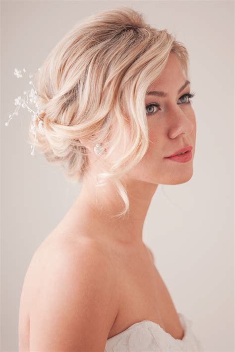 hair and makeup tutorial for wedding bridal hair tutorial wedding inspiration 100 layer cake