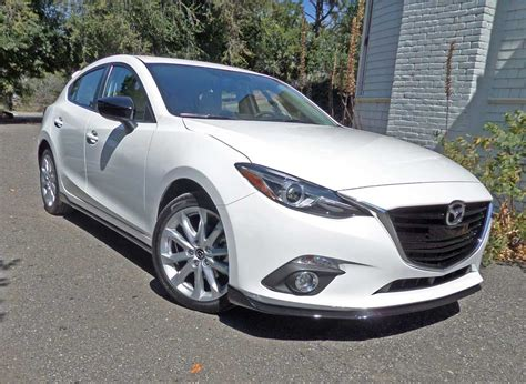 2015 mazda3 s grand touring five door test drive
