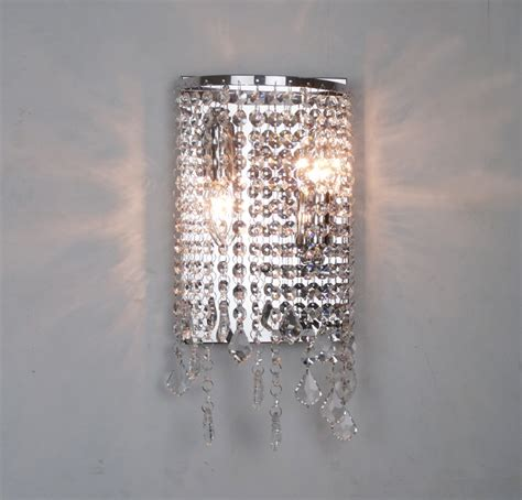 crystal wall sconce bathroom modern crystal wall sconce sconce mirror lights