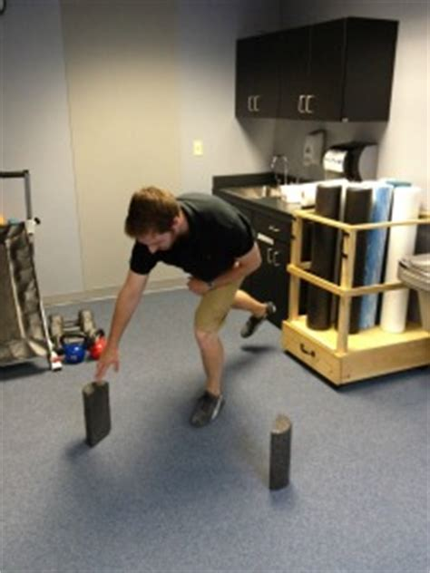 Reach Your Balance specific balance exercises for your golf strength