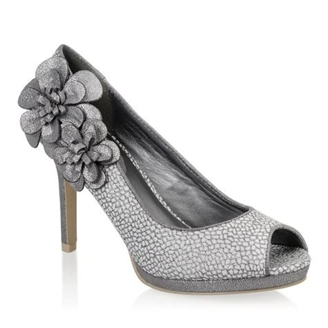 Shoo Vienna donna silver by ruby shoo