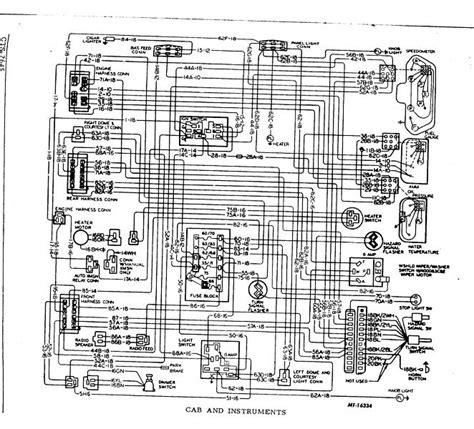 scout ii ignition wiring diagram scout ii engine diagram