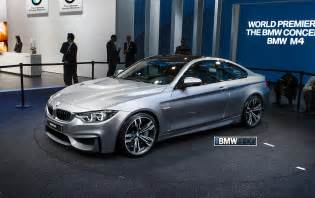 Automotive M A 2014 New Bmw M3 And Bmw M4 Will Debut At 2014 Detroit Auto Show