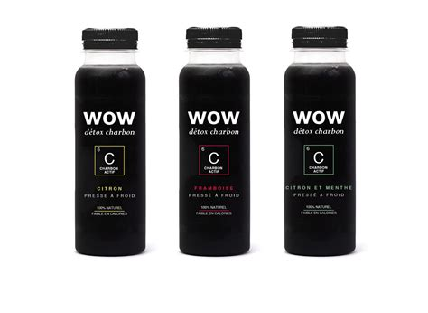Detox Charcoal Drink by New Product Launches Beverages November 2017