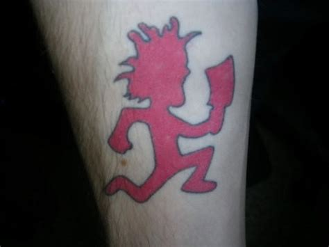 icp tattoos juggalo tattoos