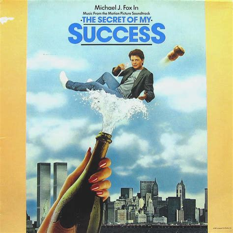The Seccret Of Success various the secret of my success from the motion picture soundtrack vinyl lp at discogs